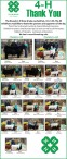 The Brussels 4-H show & sale