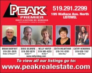 Peak Premier Realty & Auctions