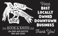 Rook & Raven Voted BEST LOCALLY OWNED DOWNTOWN BUSINESS