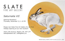 SLATE FINE ART GALLERY presents Saturnalia VII