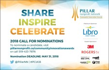 2018 CALL FOR NOMINATIONS Award Sponsors