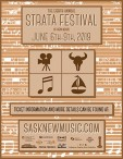 THE EIGHTH ANNUAL STRATA FESTIVAL OF NEW MUSIC