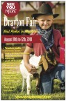 SEE YOU THERE at the Drayton Fair