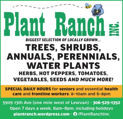 Plant Ranch has the Biggest Selection of locally Grown plants