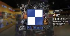 Check us out at PA Shop.com