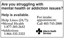 Are you struggling with mental health or addiction issues?