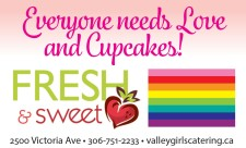 Everyone needs Love and Cupcakes!