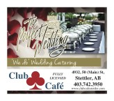 The Perfect Wedding with Club Cafe