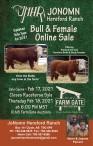 Bull & Female Online Sale
