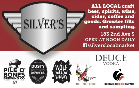 All Local Craft Beer, Spirits, Wine, Cider, Coffee And Goods