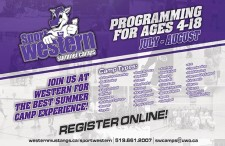 Sports Western Summer Camps