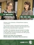You deserve a secure retirement