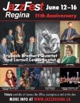 Regina 11th Anniversary Jazz Fest