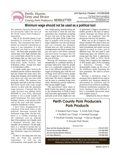 Minimum wage should not be used as a political tool