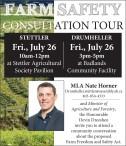 FARM SAFETY CONSULTATION TOUR