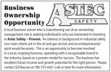 Astec Safety Business Ownership Opportunity