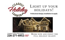 LIGHT UP YOUR HOLIDAYS with Classic Holiday Lights