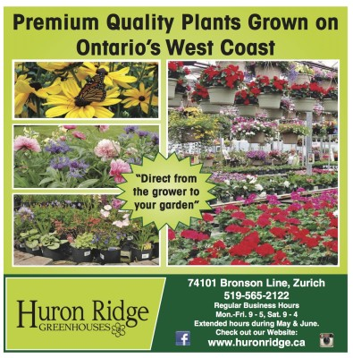 Premium Quality Plants Grown on Ontario's West Coast