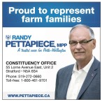 Proud to represent farm families