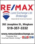 REMAX Land Exchange Ltd. Brokerage