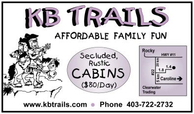 KB TRAILS  AFFORDABLE FAMILY FUN