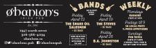 OHANLONs IRISH PUB Bands