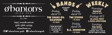 OHANLONs IRISH PUB Bands