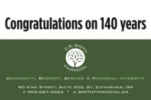 Congratulations on 140 Years
