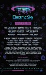 Electric Sky ELECTRONIC MUSIC and ARTS FESTIVAL