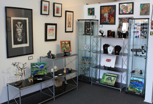 The Art Gallery of Lambeth is a unique art gallery curated by award winning artists.