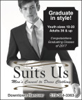 Men's Casual to Dress Clothing at Suits Us