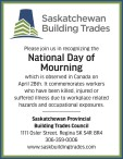 Recognizing the National Day of Mourning