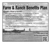 Farm & Ranch Benefits Plan