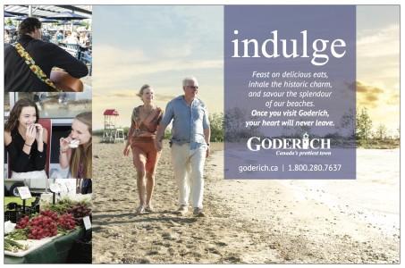 Goderich: Canada's Prettiest Town