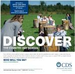 Join us for a VIRTUAL OPEN HOUSE with The Country Day School