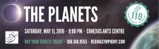 Regina Symphony Orchestra presents THE PLANETS