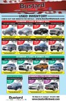 Bustard Used Car Inventory