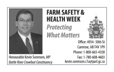 FARM SAFETY & HEALTH WEEK
