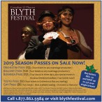 2019 BLYTH FESTIVAL SEASON PASSES ON SALE NOW!