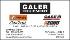 LAWN, AGRICULTURE & CONSTRUCTION