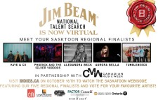 Jim Beam NATIONAL TALENT SEARCH IS NOW VIRTUAL