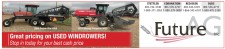 Great pricing on USED WINDROWERS!