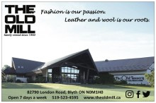 Fashion is our passion at The Old Mill