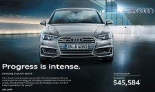 The All-New Audi A4