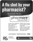 A flu shot by your pharmacist?