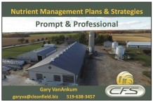Nutrient Management Plans & Strategies with Clean FIeld