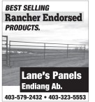 BEST SELLING Rancher Endorsed PRODUCTS at Lane's Panels
