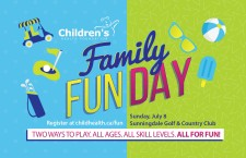 Children's HEALTH FOUNDATION  Family FUN DAY