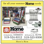 For all your summer Home needs