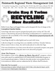 Grain Bag & Twine Recycling now available